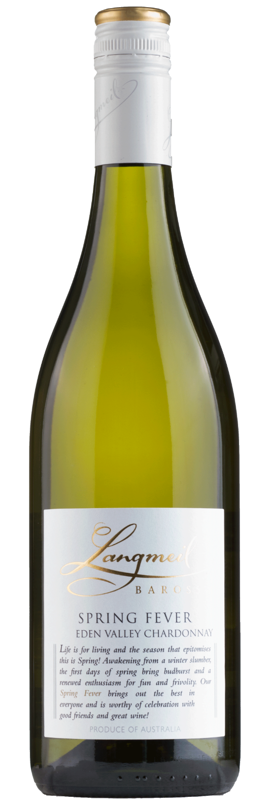 Langmeil Spring Fever Chardonnay 75CL