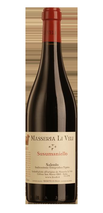 Masseria Li Veli Susumaniello Salento IGT 75CL