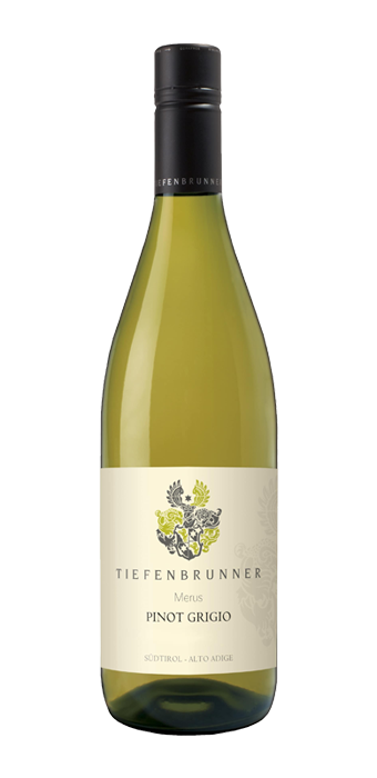 Tiefenbrunner Pinot Grigio Merus 75CL