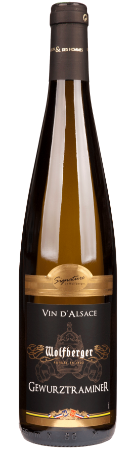Wolfberger Gewurztraminer Signature 75CL