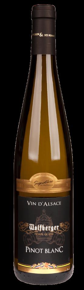 Wolfberger Pinot Blanc Signature 75CL