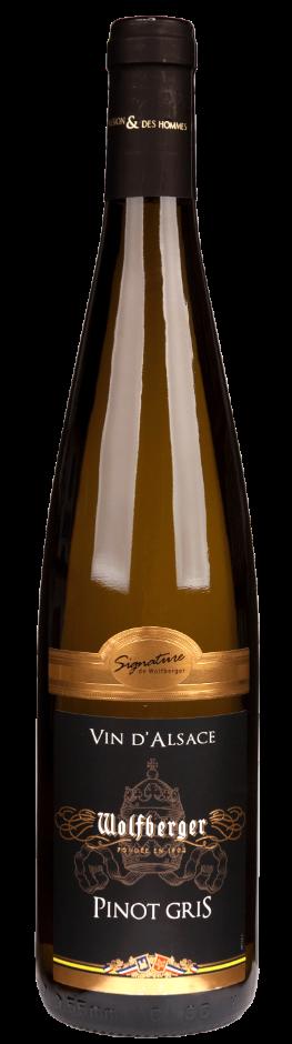 Wolfberger Pinot Gris Signature 75CL