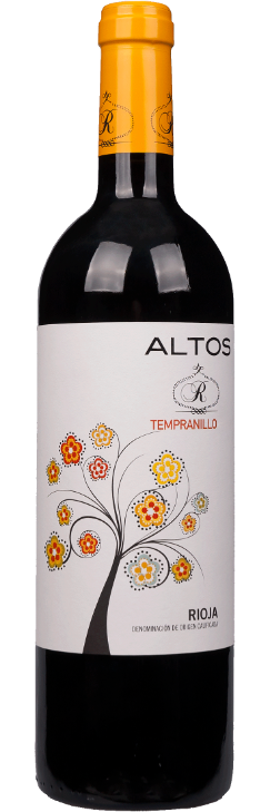 Altos Rioja Tempranillo 75CL