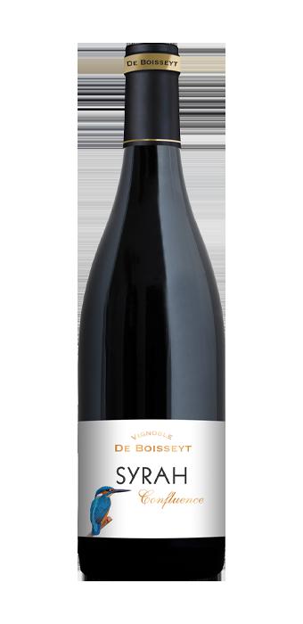 Vignoble De Boisseyt Syrah Confluence 75CL