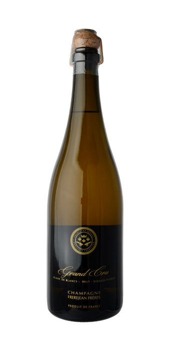 Frerejean Freres Champagne Blanc De Blancs Grand Cru VV26 75CL