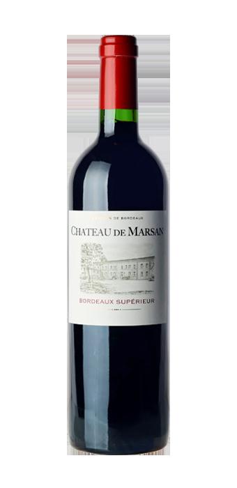 Chateau De Marsan Bordeaux Superieur 75CL