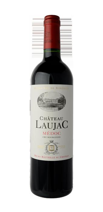 Chateau Laujac Medoc Bordeaux 75CL