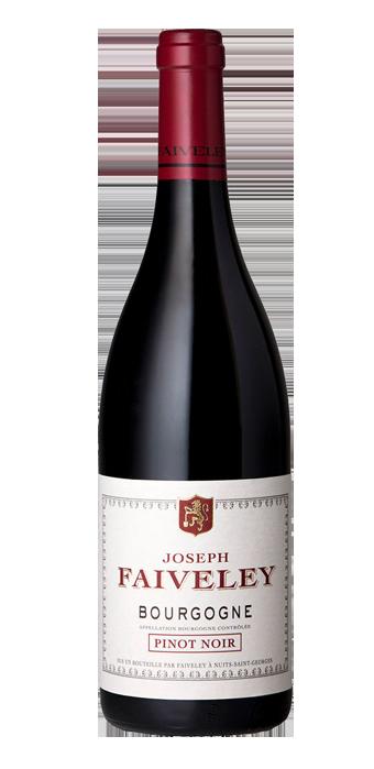 Joseph Faiveley Bourgogne Pinot Noir 2018 75CL