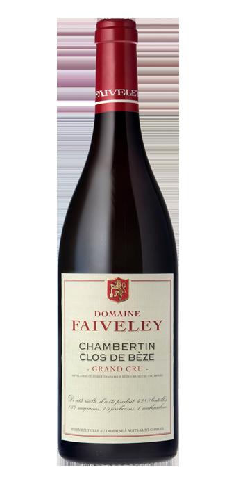 Domaine Faiveley Chambertin Clos De Beze Grand Cru 2013 75CL