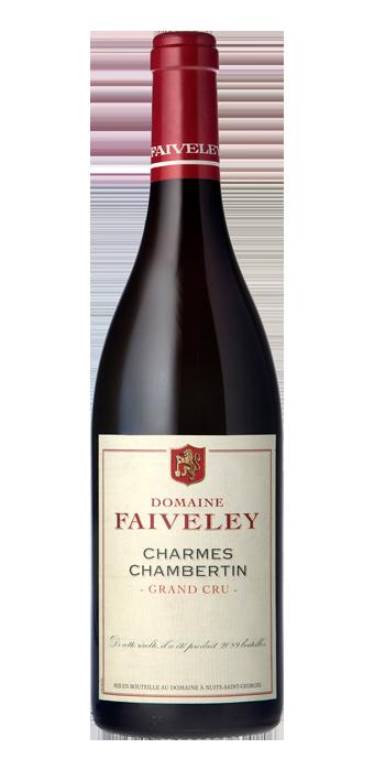 Domaine Faiveley Charmes Chambertin Grand Cru 2014 75CL