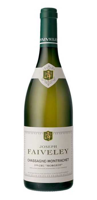 Joseph Faiveley Chassagne Montrachet Morgeot 1er Cru 2018 75CL