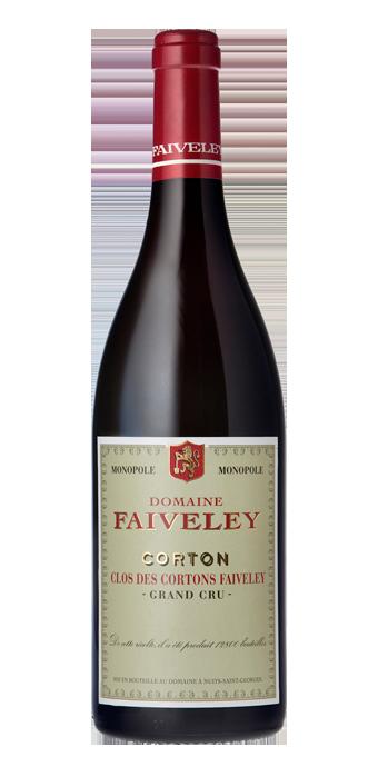 Domaine Faiveley Corton Clos Des Cortons Grand Cru 2018 75CL