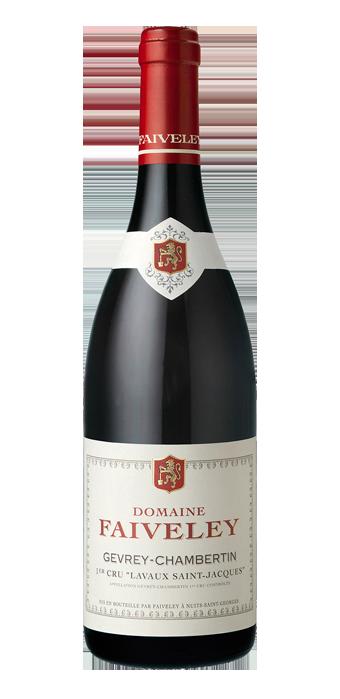 Domaine Faiveley Gevrey Chambertin Lavaux Saint Jacques 1er Cru 2017 75CL