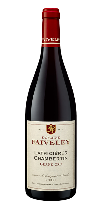 Domaine Faiveley Latricieres Chambertin Grand Cru 2018 75CL