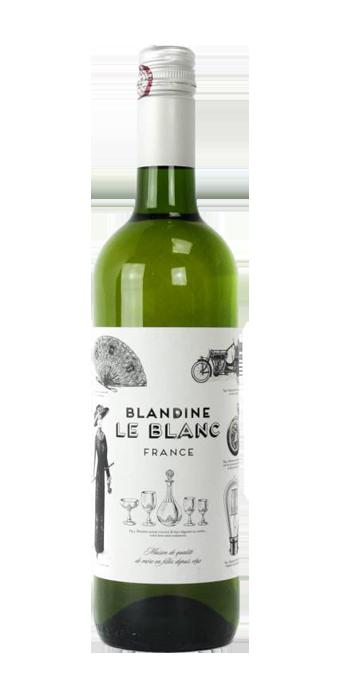 Chateau Du Cedre Blandine Le Blanc Gascogne Blanc IGP 75CL