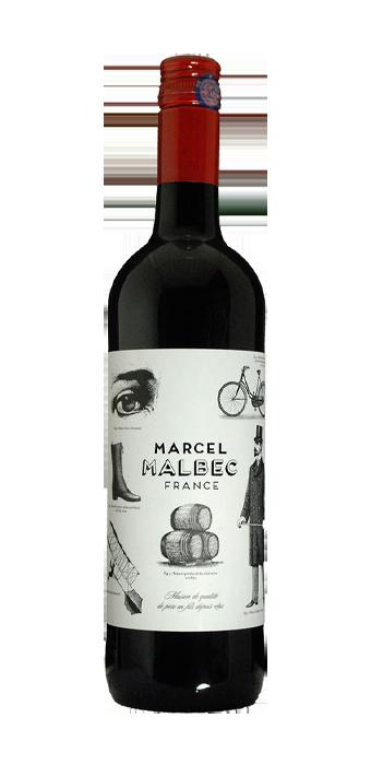 Chateau Du Cedre Marcel Malbec Comte Tolosan IGP 75CL