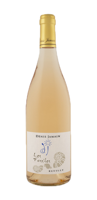Denis Jamain Rose Les Fossiles Reuilly 75CL