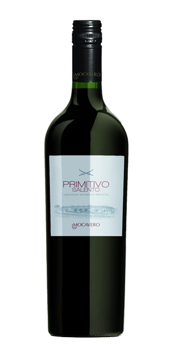 Mocavero Primitivo Del Salento Primitivo DOP 75CL