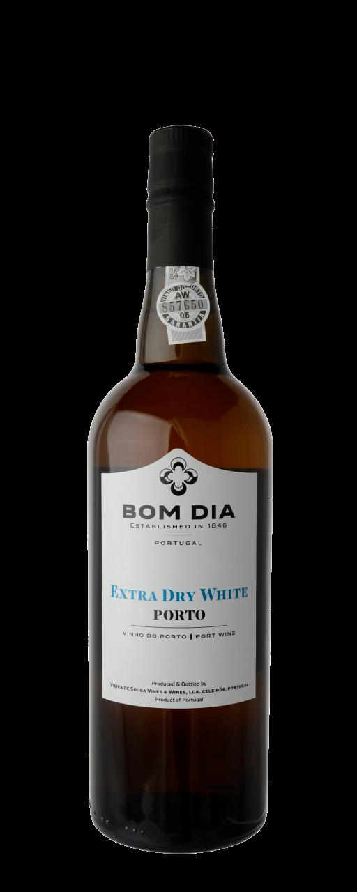 Quinta Do Bom Dia Fine Dry White Port 75CL