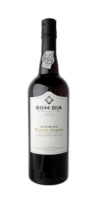 Quinta Do Bom Dia 10 Years Old White Port 75CL