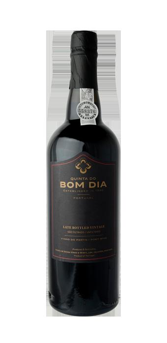 Quinta Do Bom Dia Late Bottled Vintage Port 2015 75CL