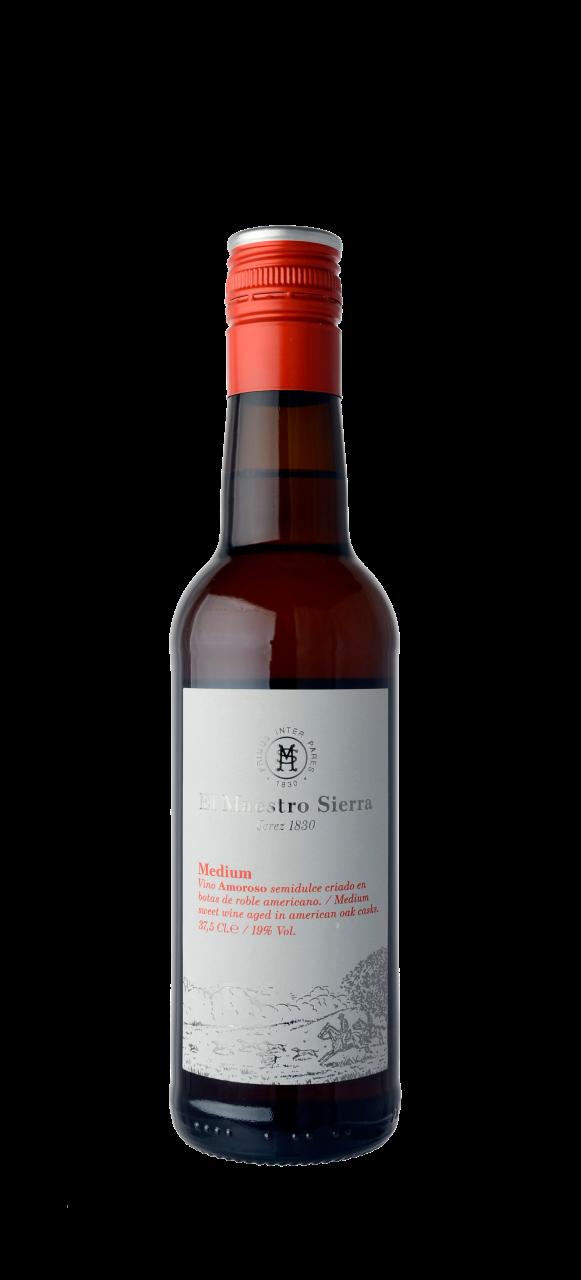 El Maestro Sierra Medium Sherry 35CL