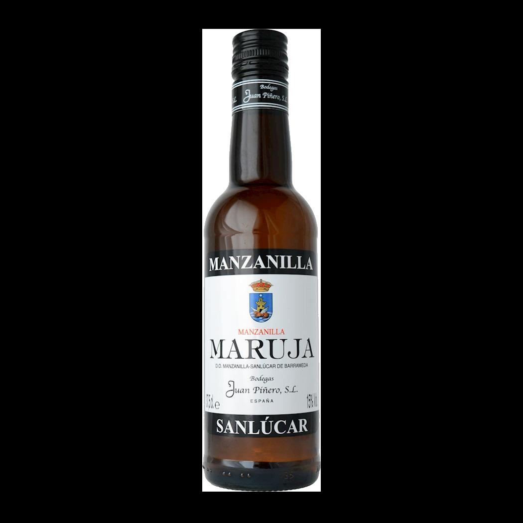 Juan Pinero Maruja Manzanilla Sherry 35CL